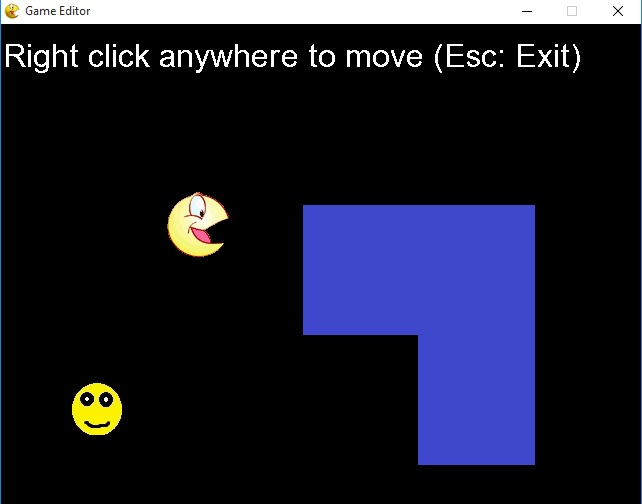 RTS basics: movement and avoid obstacles