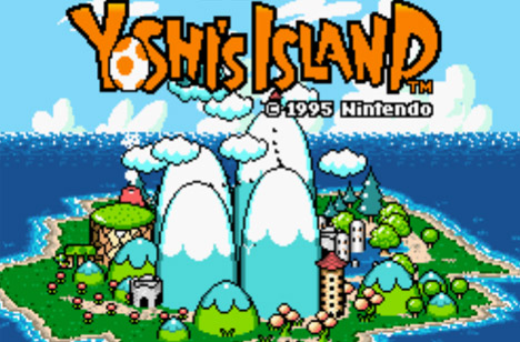 Yoshi Island ( REBIRTH ) -Yoshi and the magic eggs-