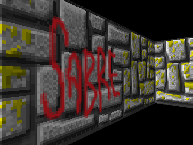 SABRE - (Stable Actor Based Raycasting Engine) - UPDATES!
