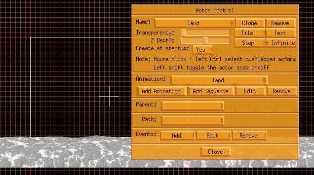 Game Editor Tutorial